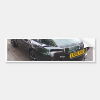 TVR Sagaris Sportscar Bumper Sticker