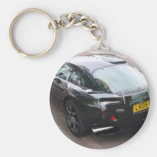 TVR Sagaris Sportscar Key Chains