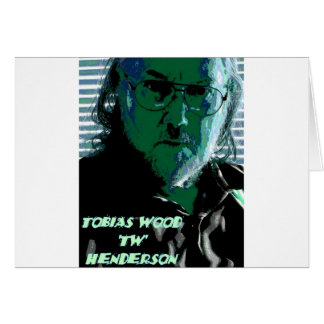TW Henderson 1945-2009 Blues Cards