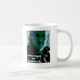 TW Henderson 1945-2009 Blues Coffee Mug