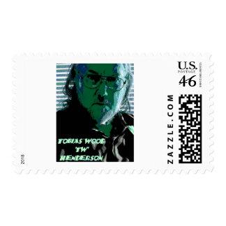 TW Henderson 1945-2009 Blues Stamp
