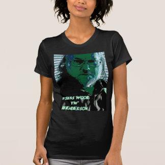 TW Henderson 1945-2009 Blues T-shirt