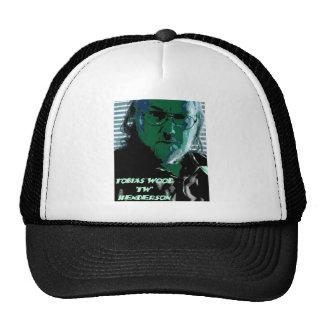 TW Henderson 1945-2009 Blues Trucker Hat