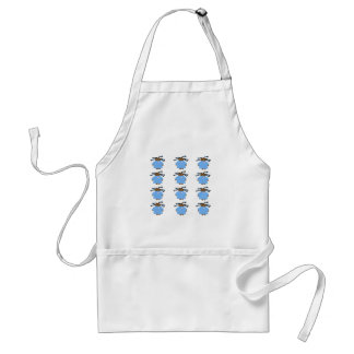 TWA Hair inspired product Adult Apron