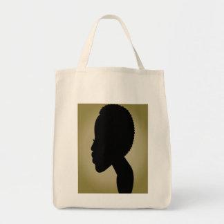 TWA (Olive) Canvas Bags