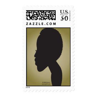 TWA (Olive) Postage