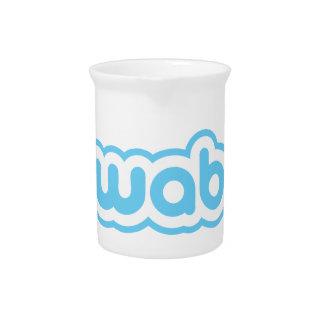 twabe beverage pitcher