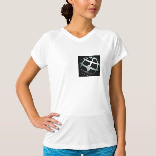 TWAGroup - ladies performance micro-fibre sleevess T-Shirt