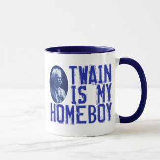 Twain Is My Homeboy Mug