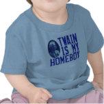 Twain Is My Homeboy T-shirts