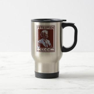 Twain - Patriotism Travel Mug