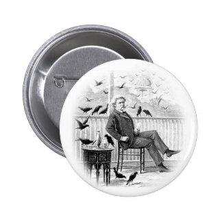 Twain Pinback Button