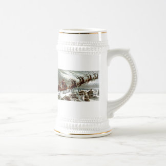 Twas the Night Before Christmas Beer Stein