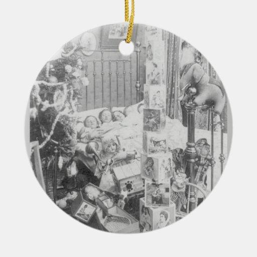 Twas the night before christmas ornaments zazzle