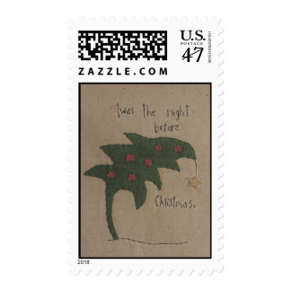 Twas The Night Before Christmas Stamp