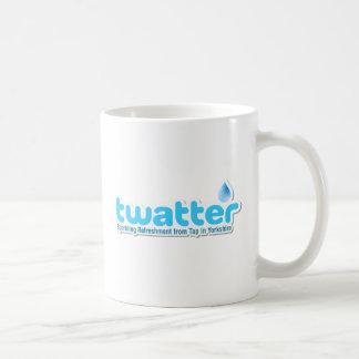 twatter taza de café