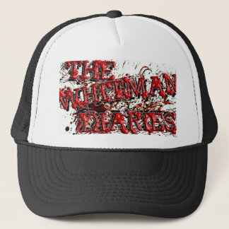 TWD FLYER HIGHLIGHTED copy Trucker Hat