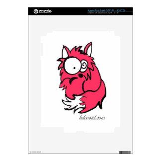 Tweaked Fox I-pad cover iPad 3 Skin