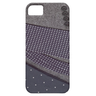 tweed and silk iPhone case