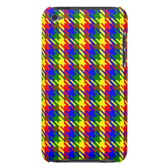 Tweed Multi Barely There iPod Cover