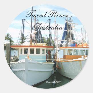 Tweed River Sticker 3