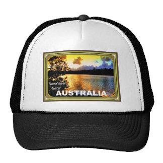 TWEED SUNSET TRUCKER HAT