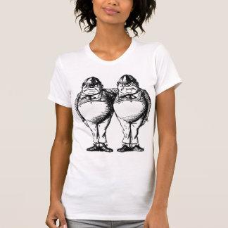 Tweedle Dee and Tweedle Dum Shirt
