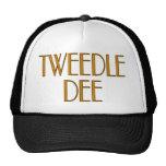 Tweedle Dee Gorros Bordados