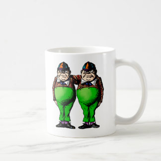 Tweedle Dee Quote Coffee Mug
