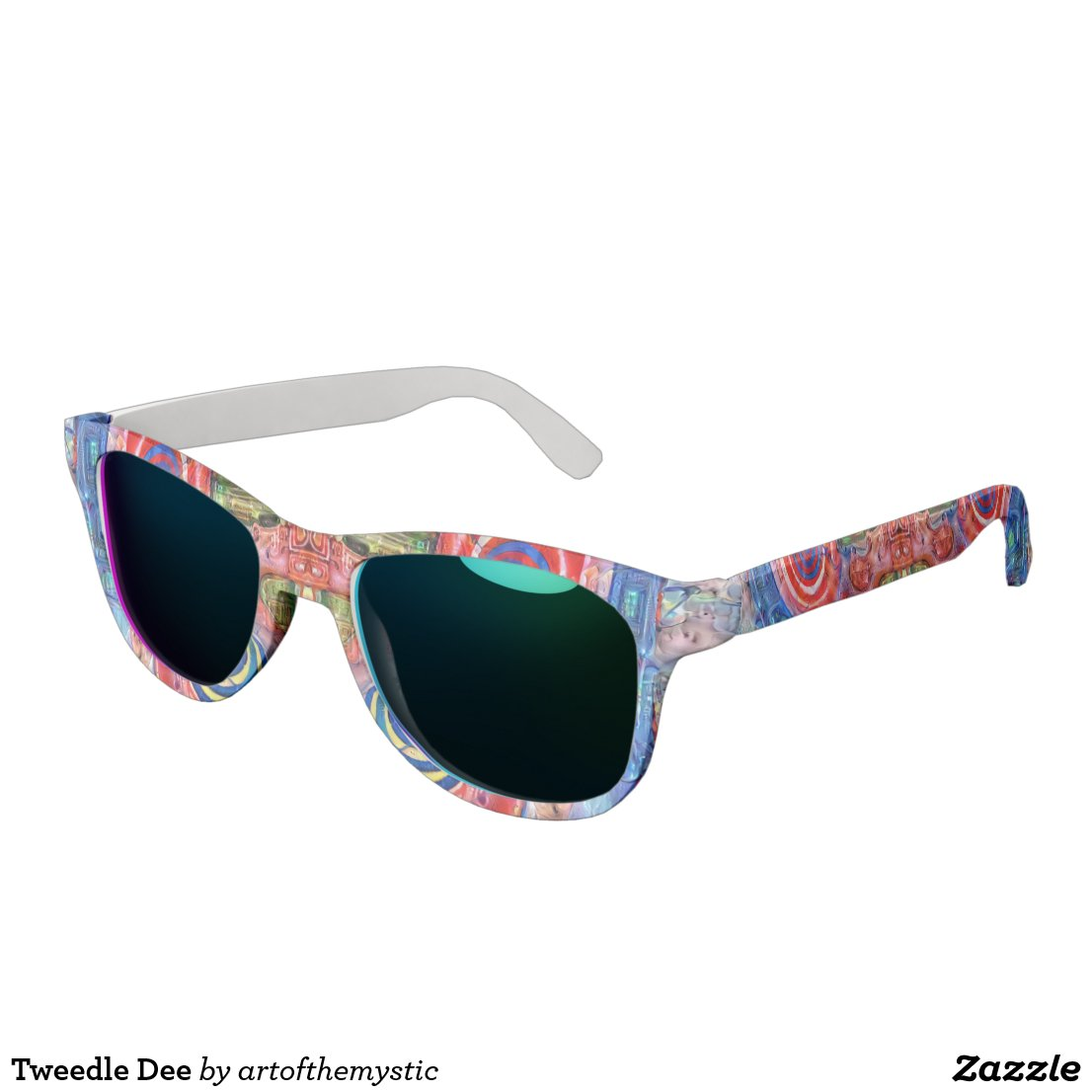 Tweedle Dee Sunglasses