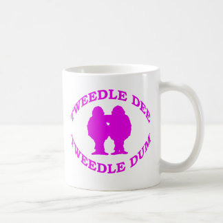 Tweedle Dee & Tweedle Dum Coffee Mug