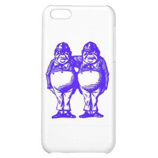 Tweedle Dee & Tweedle Dum Case For iPhone 5C