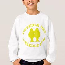 Tweedle Dee & Tweedle Dum Sweatshirt
