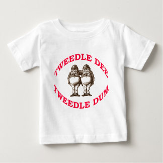 Tweedle Dee & Tweedle Dum Tee Shirt