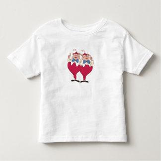Tweedle Dum and Dee Disney T Shirt