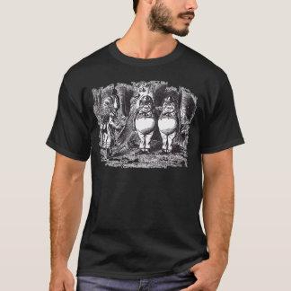 Tweedledee and Tweedledum T-Shirt
