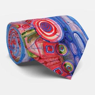 Tweedledee II Neck Tie