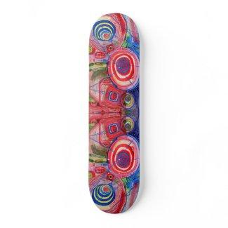 Tweedledee skateboard