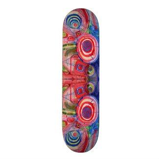 Tweedledee Skateboard Deck