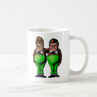 Tweedles Palin & Bush Coffee Mug