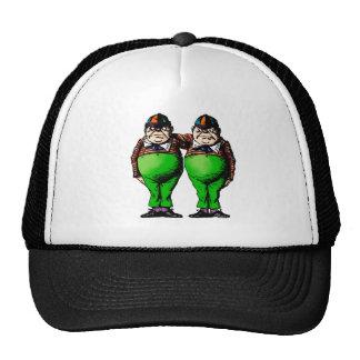 TweedlesDum&Dee Trucker Hat