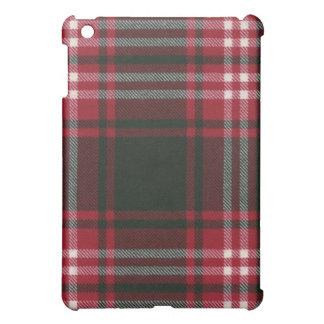 Tweedside Modern Tartan iPad Case