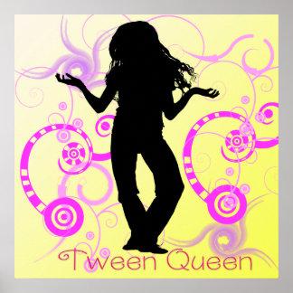 Tween Queen Poster