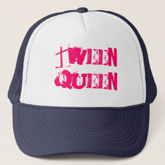 Tween Queen Trucker Hat