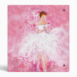 tweet Ballerina Wedding Binder Gift