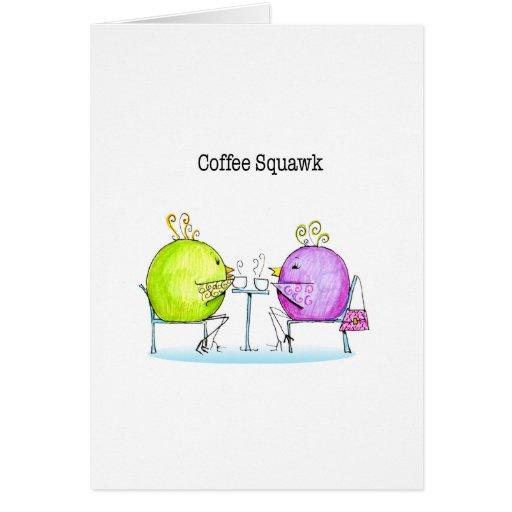 Tweet E. Doodle notecard