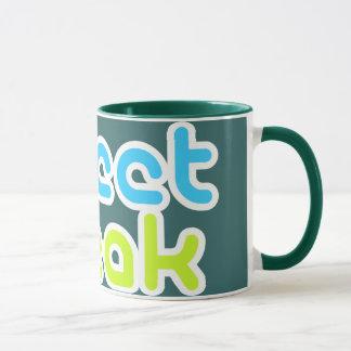 Tweet Freak Mug