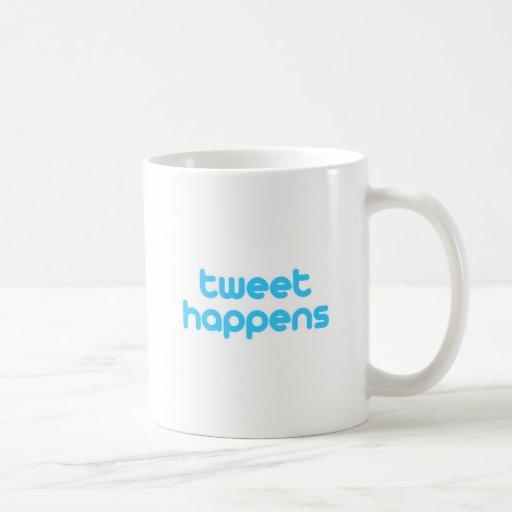 tweet happens coffee mug