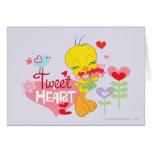 Tweet Heart Greeting Card
