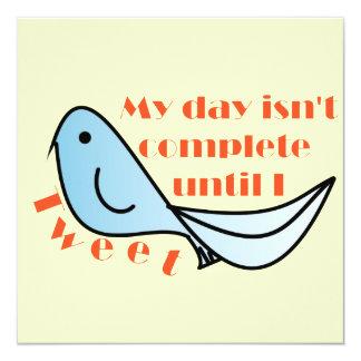 Tweet Invitation